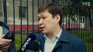 Сапар Исаков вновь прибыл в ГКНБ