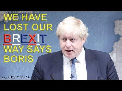 Boris Barnstorms Brexit but Falls Short of Hammering the PM!