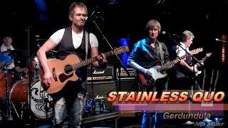 """Stainless Quo """"Gerdundula"""" Rockfabrik Bruchsal"""