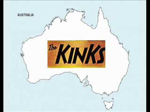 Australia (australian 1969 single) - The Kinks