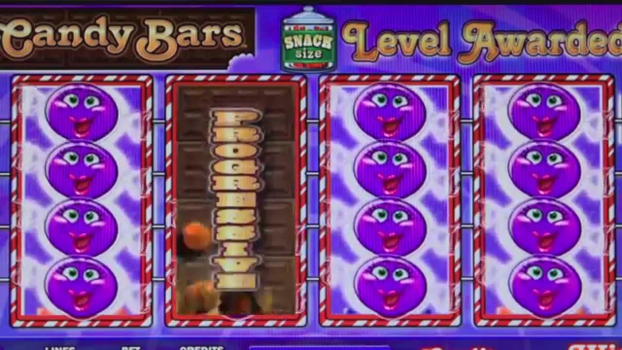 Candy Bar Slots