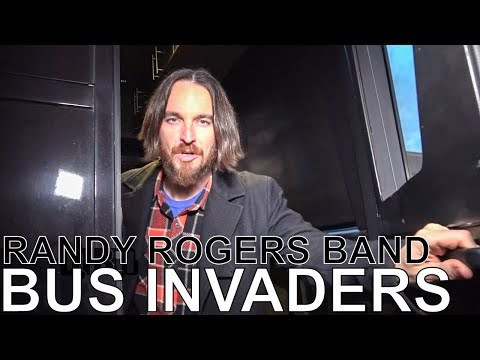 Johnny Chops (of Randy Rogers Band) - BUS INVADERS Ep. 1275