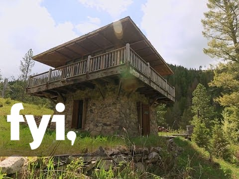 Tiny house nation a tour of the fire lookout s1 e5 for Tiny house nation where are they now