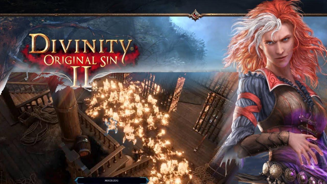 Download Divinity: Original Sin 2 #002 - Endlich Kmpfen [German/HD]