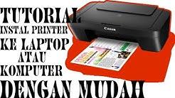 Daftar Cara Instal Printer Canon Ip1980 Di Windows 7 Tutorial Kreasi Lampu Belajar Dari Kardus