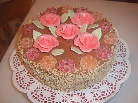 пошаговый рецепт торта баунти видео