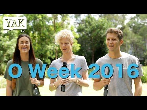 O Week 2016 | University of Newcastle