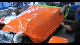 Folie statt Lack  Part 1/4  Folierung Ganzbeklebung Carwrapping Autoaufkleber24 Carbon