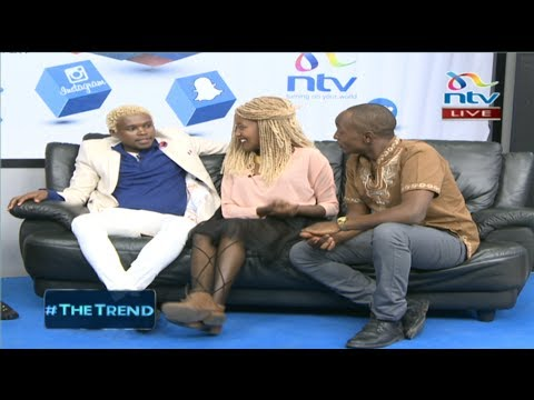 #theTrend: Njeri and Alfie, the couple behind the botched proposal