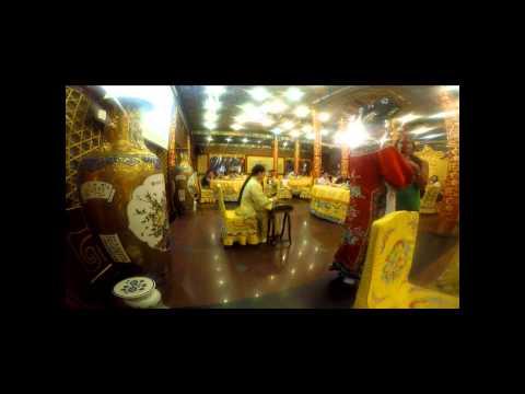 Dinner Show at Bai Jia Da Yuan in Beijing