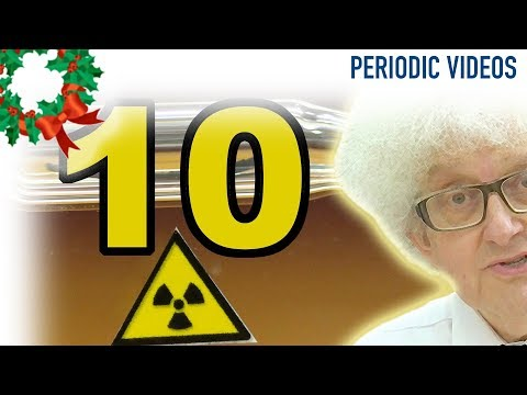 10: Thorium and Osmium (12 Days of Christmas)
