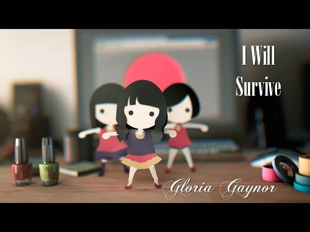 I Will Survive   Gloria Gaynor  (TRADUÇÃO) HD (Lyrics Video)