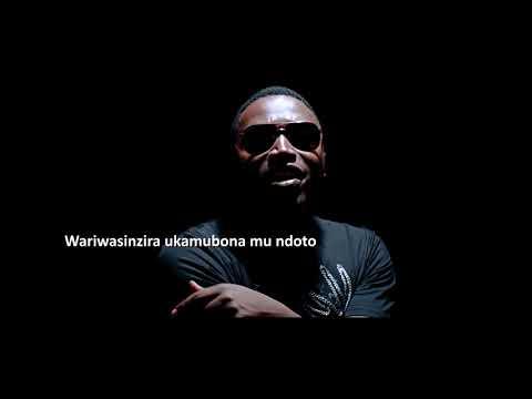 Uwanjye Ziggy 55 ft Danny Vumbi (Video Lyrics)