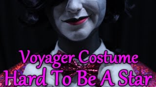 Undertale Mettaton Cosplay Music Video: HARD TO BE A STAR || VOYAGER COSTUME
