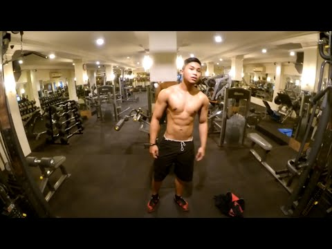 Gym Session - Kiss My ABS(Melatih Otot Perut) | INDOFITNESS