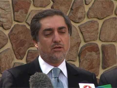 Karzai rival in Afghan run-off fraud plea