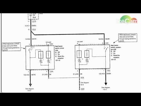 ford focus heated seat wiring diagram  usb sound wiring