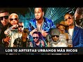 Top 10 de Artistas Urbanos con más Ricos de  República Dominicana   Conexión urbana