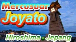 Wisata Jepang : Mercusuar Joyato, Tomonoura tradisi homeishu Fukuyama, Hiroshima, Jepang. 023