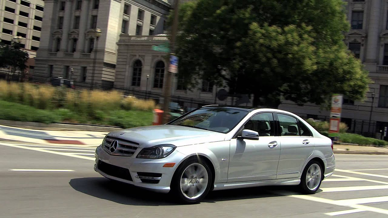 2012 mercedes benz c250 sedan youtube for 2012 c250 mercedes benz