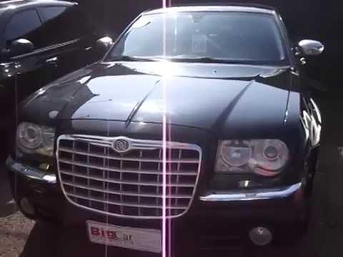 Chrysler Carros Usados >> Chrysler 300 3 5 Sedan 2008 Carros Usados Big Car Youtube