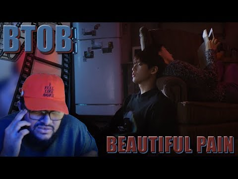 BTOB(비투비) - Beautiful Pain MV REACTION!!! | All That Passion