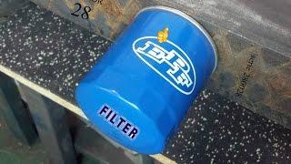 5 Ways loosen engine oil filter