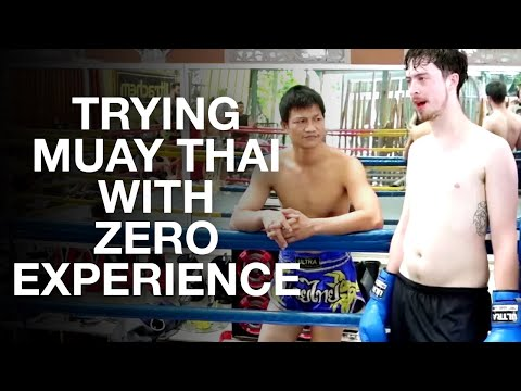 James vs a Muay Thai fighter: With Master Toddy