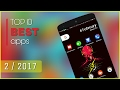 Top 10 best new apps   February 2017   hindi