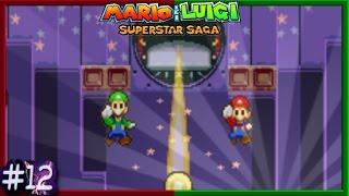 Mario & Luigi: Superstar Saga - Woohoo Hooniversity [12]