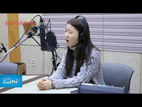 서예안 '스며든다' 라이브 LIVE / 160117[슈퍼주니어의 키스 더 라디오]