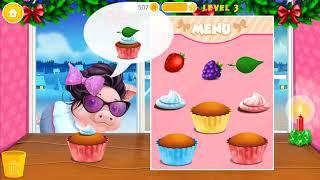 Farm Animals Christmas - Cute Winter Pets - Play Fun Christmas Animal Care & Makeover Games For Kids