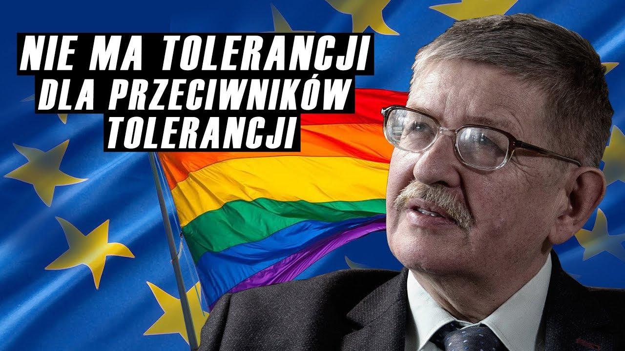Stanisław Krajski: Unia Europejska jest totalitarnym tworem. Cenzura - kolejny etap zniewolenia