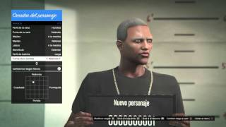 grand theft auto v online ps4 como crear a cj de gta sa en gta v