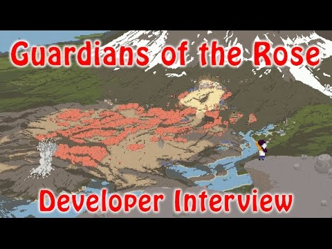 Guardians of the Rose - Developer Interview