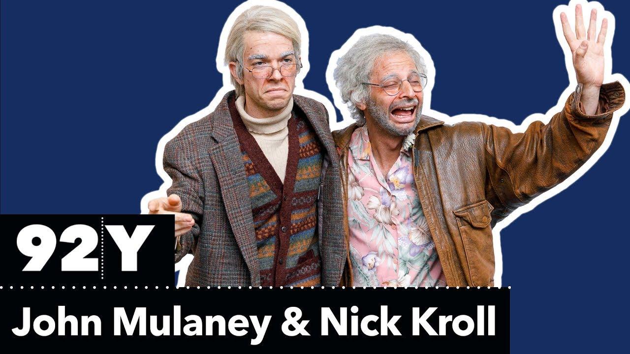 Download Oh, Hello: Nick Kroll and John Mulaney as Gil Faizon and George St. Geegland
