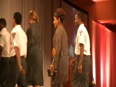 Stepping In Style Fashion Show Finale