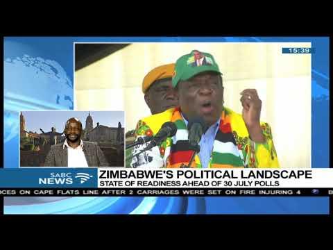 Zimbabwe's political landscape ahead of elections: Prof. Benyera