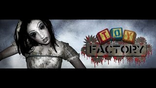 Toy Factory Maze, Halloween Haunt at California's Great America