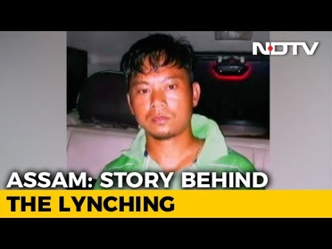 Main Accused In Assam's Karbi Anglong Mob Attack Case Arrested