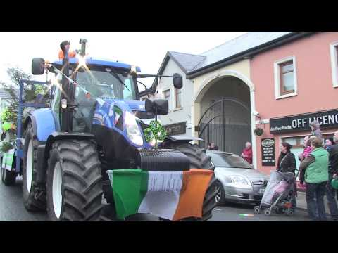 ST PATRICKS DAY in BALLYLANDERS