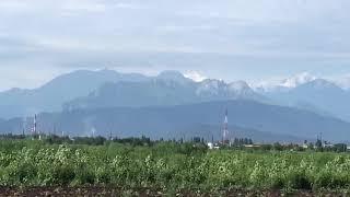 Столовая гора, РСО-Алания