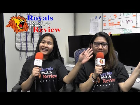 Royals Week in Review - 4-20-2018 - S10E24 - Episode Number 286