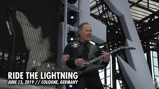 Metallica: Ride the Lightning (Cologne, Germany - June 13, 2019)