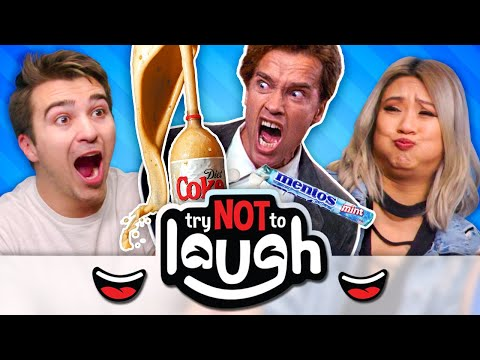 Try Not To Smile Or Laugh While Watching | Laugh BATTLE (Ep. # 142)