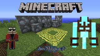 Minecraft Ars Magica 2 1.2 ~ Lightning Guardian + Mithion Commentary