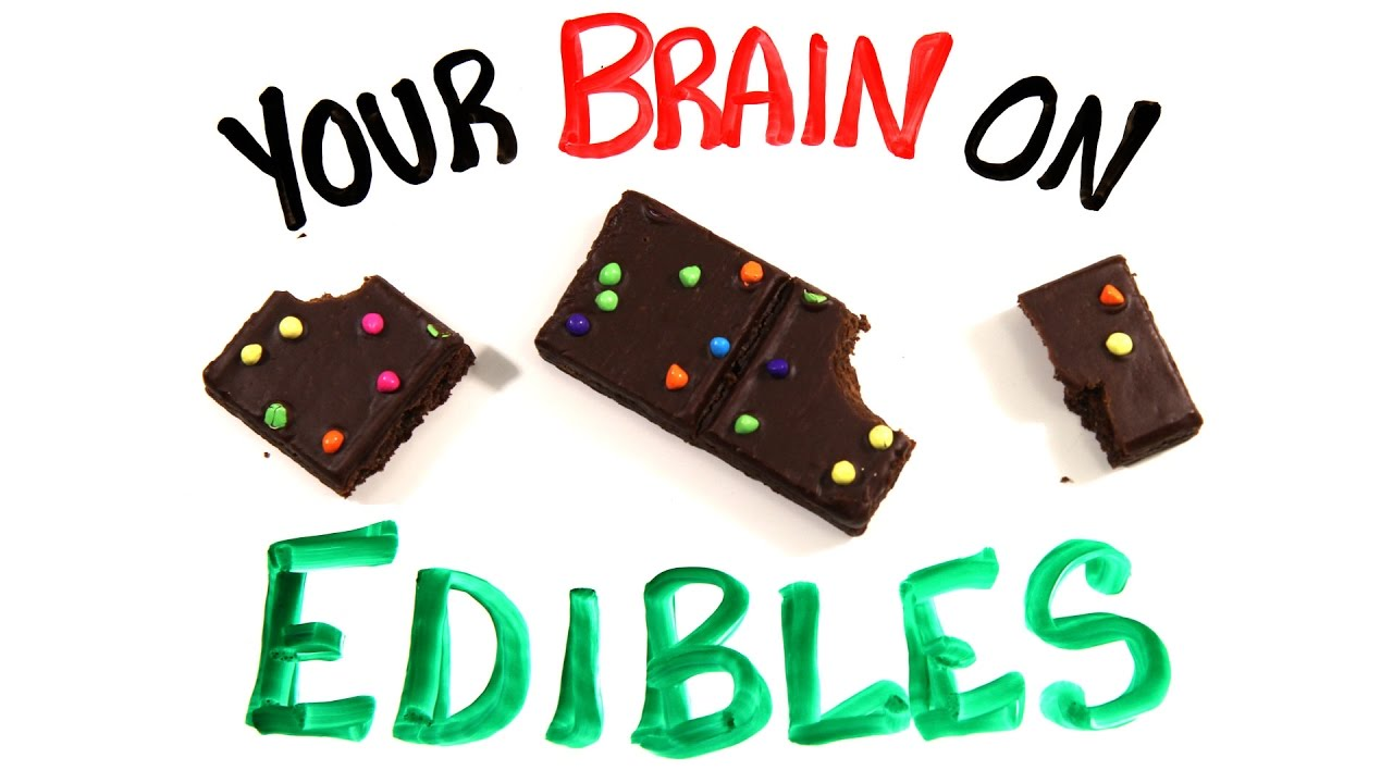 Your Brain On Edible Marijuana