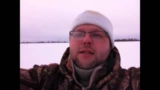 Ловля корюшки в январе - На рыбалке!