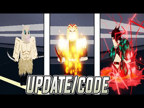 [EXCLUSIVE CODE] TANJIRO, RENGOKU, INOSUKE Update In Anime Cross 2