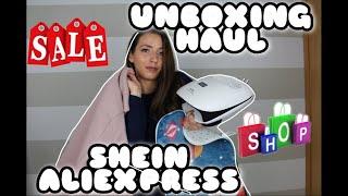 UNBOXING - HAUL DE SHEIN Y ALIEXPRESS 2021 // COMPRAS DE SHEIN Y ALIEXPRESS